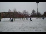 Первый гол в матче «Форум-НТ» - «Юпитер».