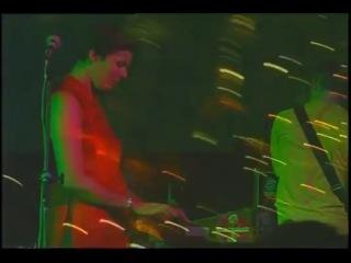 Stereolab - Live at Cine Íris, Rio de Janeiro (2000)