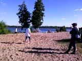Кубок Спортивный город по пляжному мини-футболу. Финал. Патриот - Спорт-Липецк. 2 тайм.