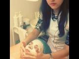 Увлажняющая маска с гиалуроновой кислотой в салоне красоты